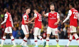 Europa League: Τεσσάρα με τα δεύτερα η Αρσεναλ, ήττα για τον ΑΠΟΕΛ (βίντεο)