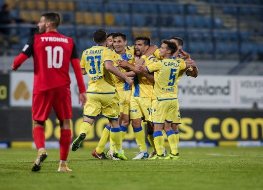 Super league: Ο Αστέρας Τρίπολης 4-1 την Λαμία