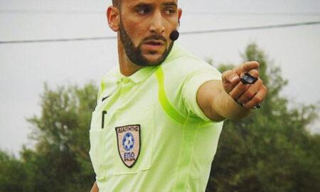 Διαιτητές Football League: Ο Καδδάς σφυρίζει Καλαμάτα- Ολυμπιακός Βόλου