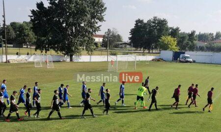 Νίκη Βόλου – Καλαμάτα 1-1: Το πέναλτι-γκολ του Οσμάναγκιτς