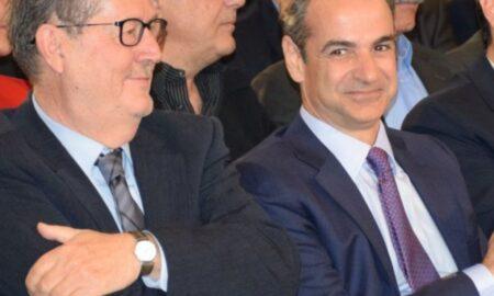Ο Νίκας συναντάται με τον Πρωθυπουργό