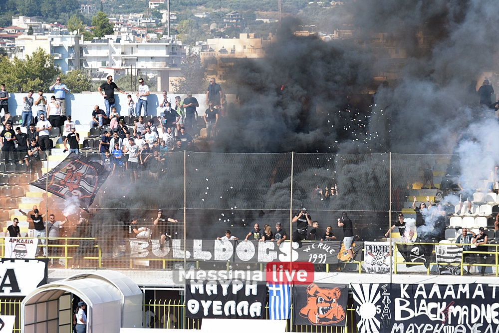 Καλαμάτα – Ιωνικός 1-0: Επέστρεψε στις νίκες με Στεργίδη, συνεχίζει στην κορυφή