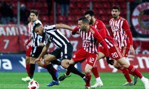 Super League: Επιστροφή στην δράση με δυο αναμετρήσεις