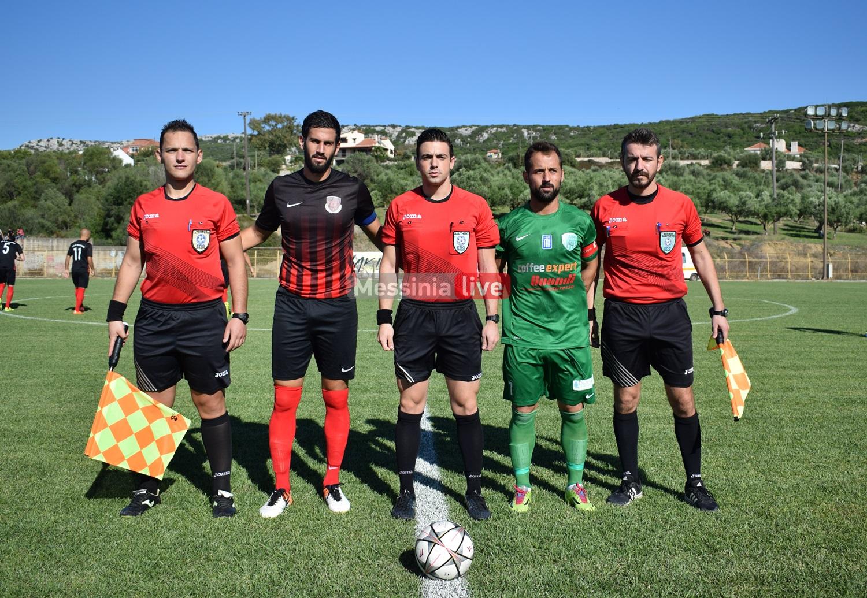 Διαιτητές Football League: Ο Περράκης απο την Αθήνα στο Διαγόρας-Καλαμάτα