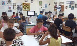 ΝΟ Καλαμάτας: Το 2ο Ατομικό σκακιστικό Πρωτάθλημα «ΑΚΟΒΙΤΙΚΑ» στα Εκπ. Μπουγά