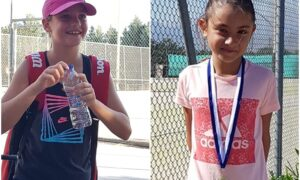 OAK: Kαζολέα, Παπαδοπούλου στην 3η θέση του προπαιδικού juniors