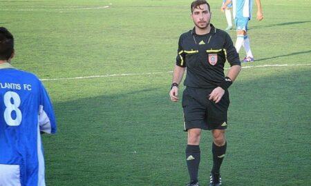 Διαιτητές Γ' Εθνικής: Ο Ζαχαρόπουλος Παναργειακός- Διαβολίτσι, Μεσσήνιοι στον Πύργο