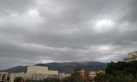 Άστατος και βροχερός ο καιρός όλη την εβδομάδα