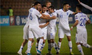 Αρμενία-Ελλάδα 0-1: Αρέσει η Εθνική του Φαν'τ Σιπ