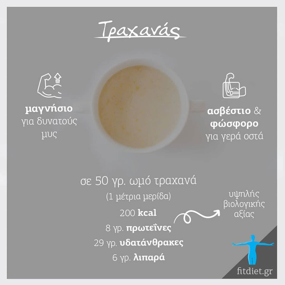 Τραχανάς: Η αρχαιότερη πρόχειρη και πιο υγιεινή τροφή είναι ελληνική