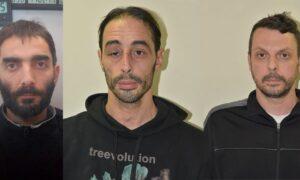 «Επαναστατική Αυτοάμυνα»: Αυτοί είναι οι κατηγορούμενοι τρομοκράτες