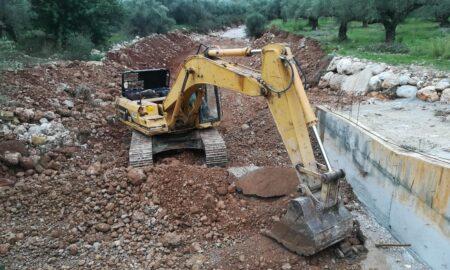 Αρφαρά: Σημαντική τεχνική παρέμβαση στο Μπελογιαννέϊκο γεφύρι ενόψει κακοκαιρίας