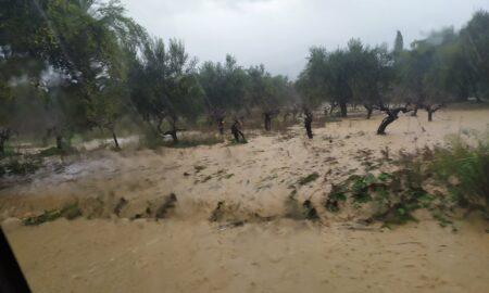 """Αναστασόπουλος: """"Θα διεκδικήσουμε ποσό άνω του 1.000.000 ευρώ για τις πλημμύρες"""""""