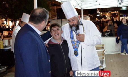 Η Καλαμάτα στηρίζει τον Πέτρο Αθανασιάδη-Πλήθος κόσμου στη Μακαρονάδα της Αγάπης!