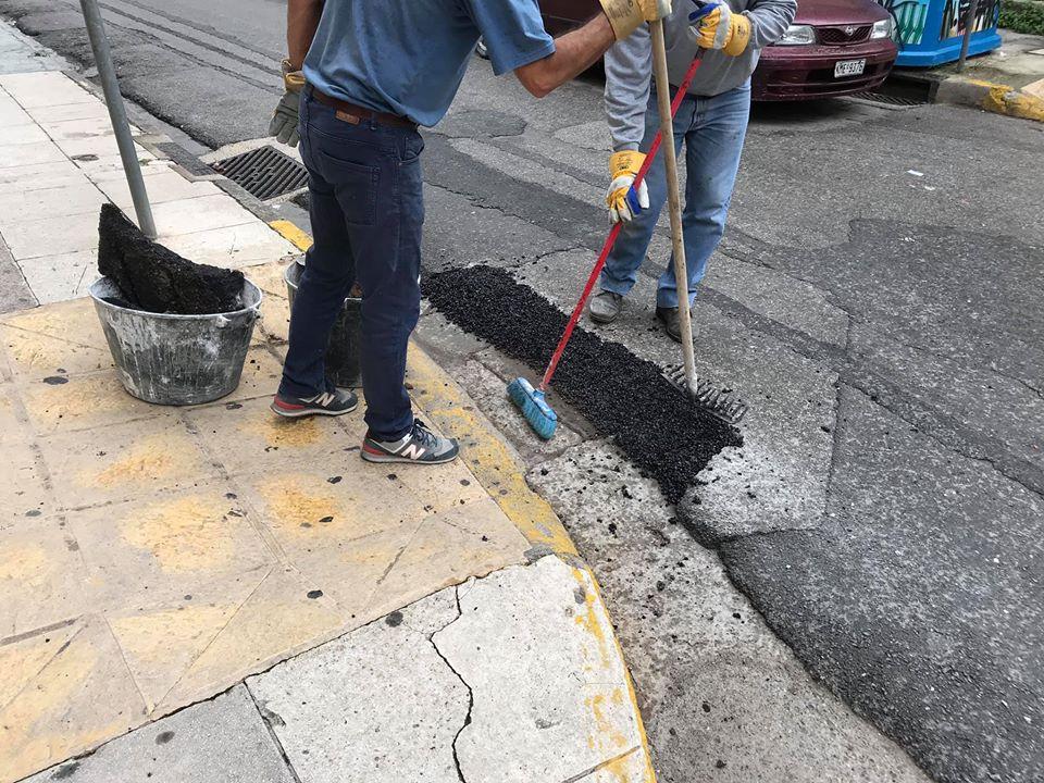 Παρεμβάσεις στις ράμπες ΑμεΑ από τον Δήμο Καλαμάτας