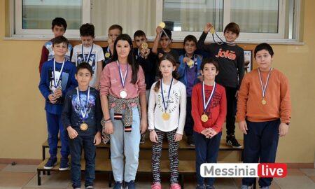 64 μαθητές συμμετείχαν στο 2ο Ατομικό σκακιστικό Πρωτάθλημα «ΑΚΟΒΙΤΙΚΑ»