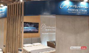XENIA 2019: Εντυπωσίασε η πρώτη παρουσία της Premium Strom – Μεσσηνιακής Στρωματοποιΐας
