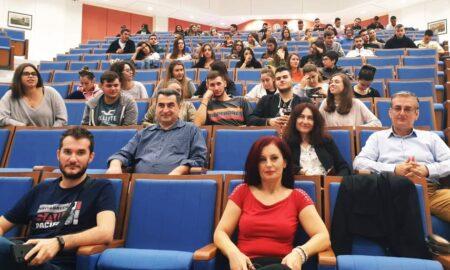 Πανεπιστήμιο Πελοποννήσου: Τους πρωτοετείς φοιτητές υποδέχτηκαν 3 Κοσμητείες