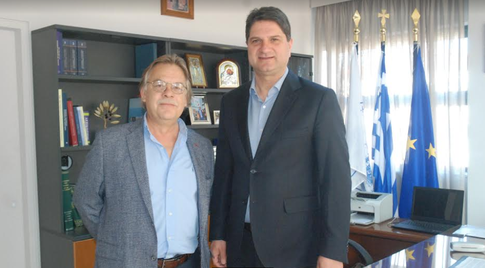Nέος Γενικός Γραμματέας του Δήμου Μεσσήνης ο Παναγιώτης Πλεμμένος