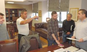 Δήμος Καλαμάτας: Ορκίστηκαν 3 ακόμα μόνιμοι υπάλληλοι που θα στελεχώσουν την Καθαριότητα
