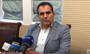 Βασιλόπουλος: Τι δήλωσε για δημοτικά τέλη, σκουπίδια, φώτα Led και Ανοιχτό Θέατρο