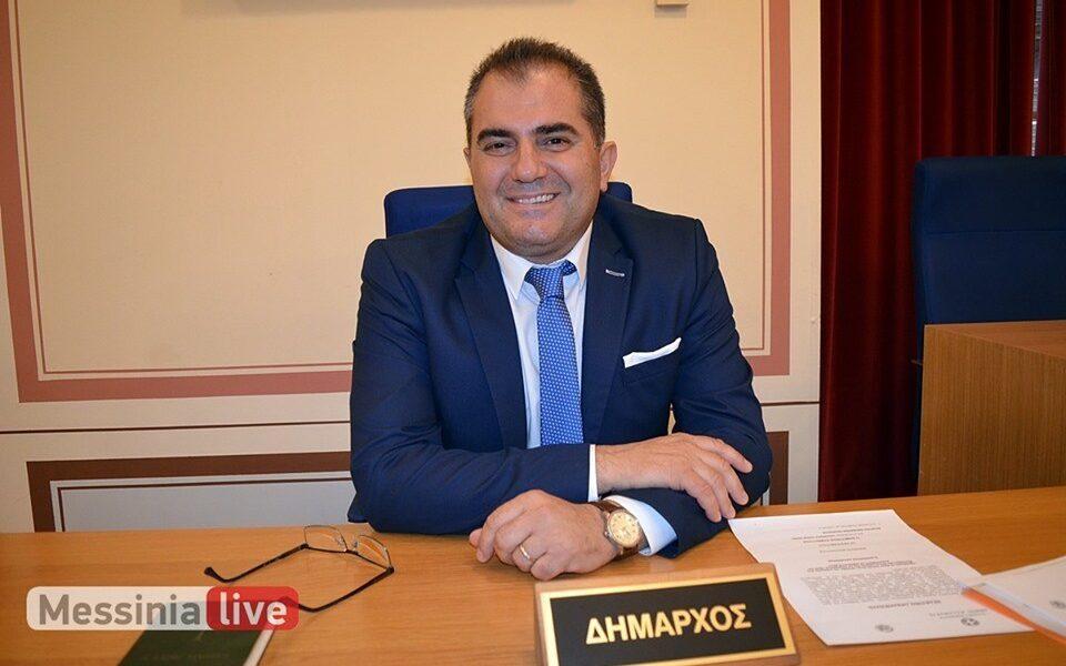 Στο ιστορικό Δημαρχείο θα γιορτάσει το Σάββατο την εορτή του ο Βασιλόπουλος-Ποιες ώρες θα δεχτεί ευχές