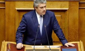 Χρυσομάλλης: Αν τα δεδομένα και η πραγματικότητα δεν βολεύουν το ΣΥΡΙΖΑ αυτό είναι πάρα πολύ κακό για την πραγματικότητα