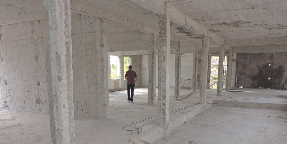 Νέο κτήριο ΔΕΥΑΚ: Εργαστηριακοί έλεγχοι με σκοπό την ενίσχυση του κτηρίου