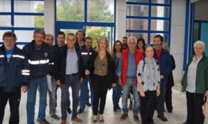 Με προσωρινή διαταγή επιστρέφουν στη ΔΕΥΑΚ 16 εργαζόμενοι-Για δικαίωση μιλά το Σωματείο