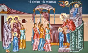Γιορτάζει την Πέμπτη το εκκλησάκι του Νοσοκομείου Καλαμάτας