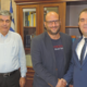 Oρκίστηκε Συμπαραστάτης του Δημότη και της Επιχείρησης Καλαμάτας ο Φερετζάκης