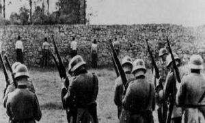 Nίκας: Σύντομα τα αποκαλυπτήρια στο μνημείο των εκτελεσμένων από τους Γερμανούς στο παλαιό στρατόπεδο Καλαμάτας