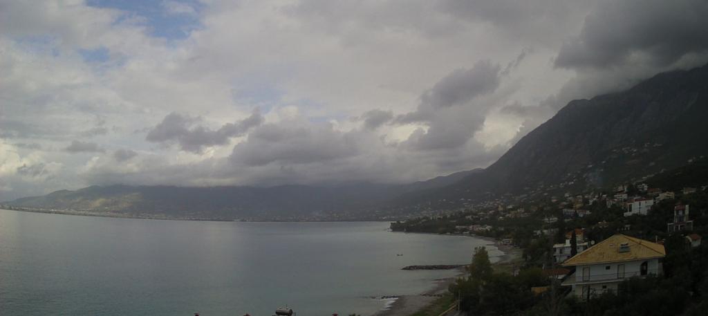 Κακοκαιρία: Στα Κρεμμύδια έπεσε η περισσότερη βροχή-7 μποφόρ στο Νησάκι Καλαμάτας