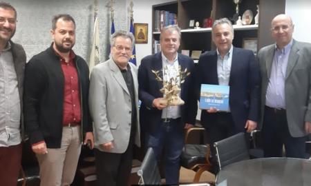 Στον Δήμαρχο Πύλου- Νέστορος το Επιμελητήριο Μεσσηνίας
