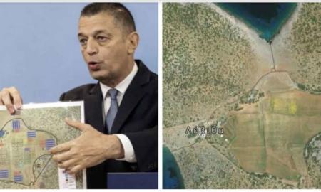 """Αρβανίτης: """"Στο ξερονήσι Λέβιθα το Κλειστό Κέντρο Κράτησης-Σαρώστε τους κάτω από το χαλί, το σχέδιο της Κυβέρνησης"""""""