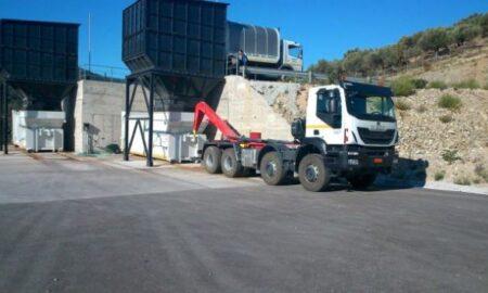 Σταθμός Μεταφόρτωσης Απορριμμάτων στα όρια Καλαμάτας-Μεσσήνης που θα εξυπηρετεί και Δυτική Μάνη