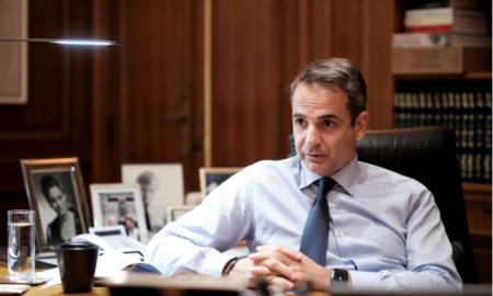 """Μητσοτάκης στη Handelsblatt: """"Η Ελλάδα θα είναι μία άλλη χώρα σε δύο χρόνια"""""""