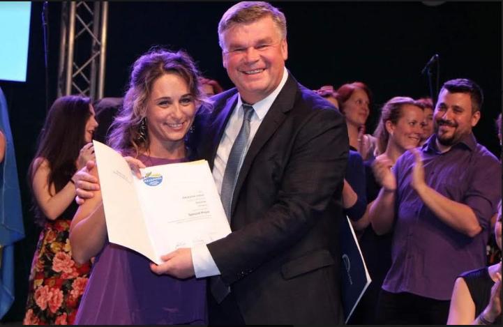 """Μουσικό Σχολείο Καλαμάτας: Χρυσό βραβείο για τις """"ηχηρές"""" SONORAE"""