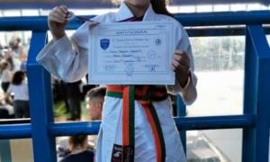"""Αργυρό μετάλλιο σε καλαματιανή αθλήτρια Τζούντο του """"Αθλητή"""" Καλαμάτας"""
