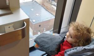 Ευχάριστα νέα για τον μικρό Παναγιώτη Ραφαήλ – Η ανάρτηση του πατέρα του από τη Βοστώνη