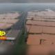 Σε λίμνη μετατράπηκε ο κάμπος στα Αρφαρά- Σοκάρουν οι εικόνες από τα πλημμυρισμένα χωράφια