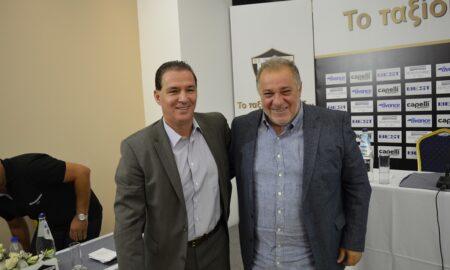 ΠΑΕ Καλαμάτα: Πρόεδρος και Διευθύνων Σύμβουλος ο Πρασσάς, αντιπρόεδρος ο Παπασταμάτης
