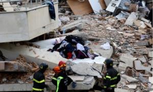 Στο πλευρό των σεισμόπληκτων της Αλβανίας ο Ιατρικός Σύλλογος Μεσσηνίας με εθελοντές γιατρούς