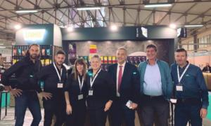 """ΣΠΙΝΟΣ: Δυναμική παρουσία της εταιρίας """"Σπίνος"""" στην """"Πελοπόννησος Expo 2019"""""""