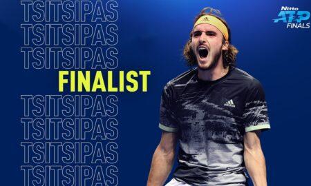 ATP Finals, Τσιτσιπάς-Φέντερερ 2-0: Ο βασιλιάς Ρότζερ, υποκλίθηκε στον πρίγκιπα Στέφανο!