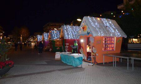 Δήμος Καλαμάτας: 44.300 ευρώ οι δαπάνες για χριστουγεννιάτικο στολισμό της πόλης και προβολή της