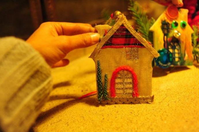 Αγρόκτημα Φοίφα: Κυριακάτικα Χριστουγεννιάτικα πολυεργαστήρια χειροποίητων κατασκευών-Φτιάξτε τα δικά σας στολίδια!