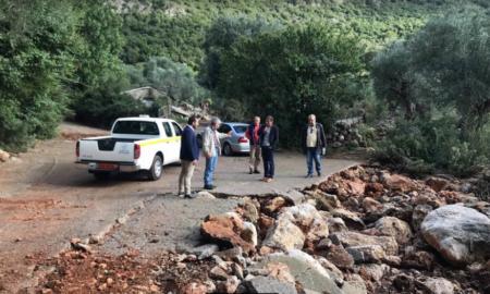 Δήμος Καλαμάτας: Επιτροπές καταγράφουν τις ζημιές-Να κηρυχθεί σε κατάσταση έκτακτης ανάγκης η Δ.Ε.Αρφαρών ζητά ο Δήμαρχος
