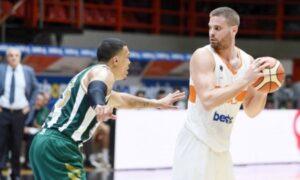 """Κύπελλο μπάσκετ: """"Βόμβα"""" Προμηθέα, απέκλεισε 81-79 τον Παναθηναϊκό"""