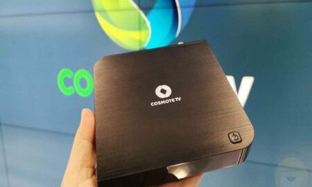 Η νέα streaming πλατφόρμα της Cosmote TV στηρίζεται στο Android και φέρνει 4K περιεχόμενο